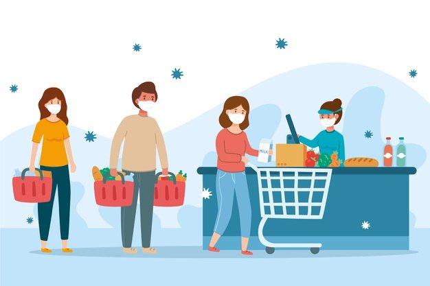 Retail agoniza por el coronavirus