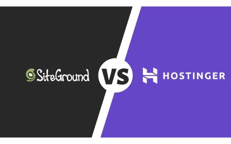 ¿Por qué Siteground como hosting se puede comparar con Hostinger?